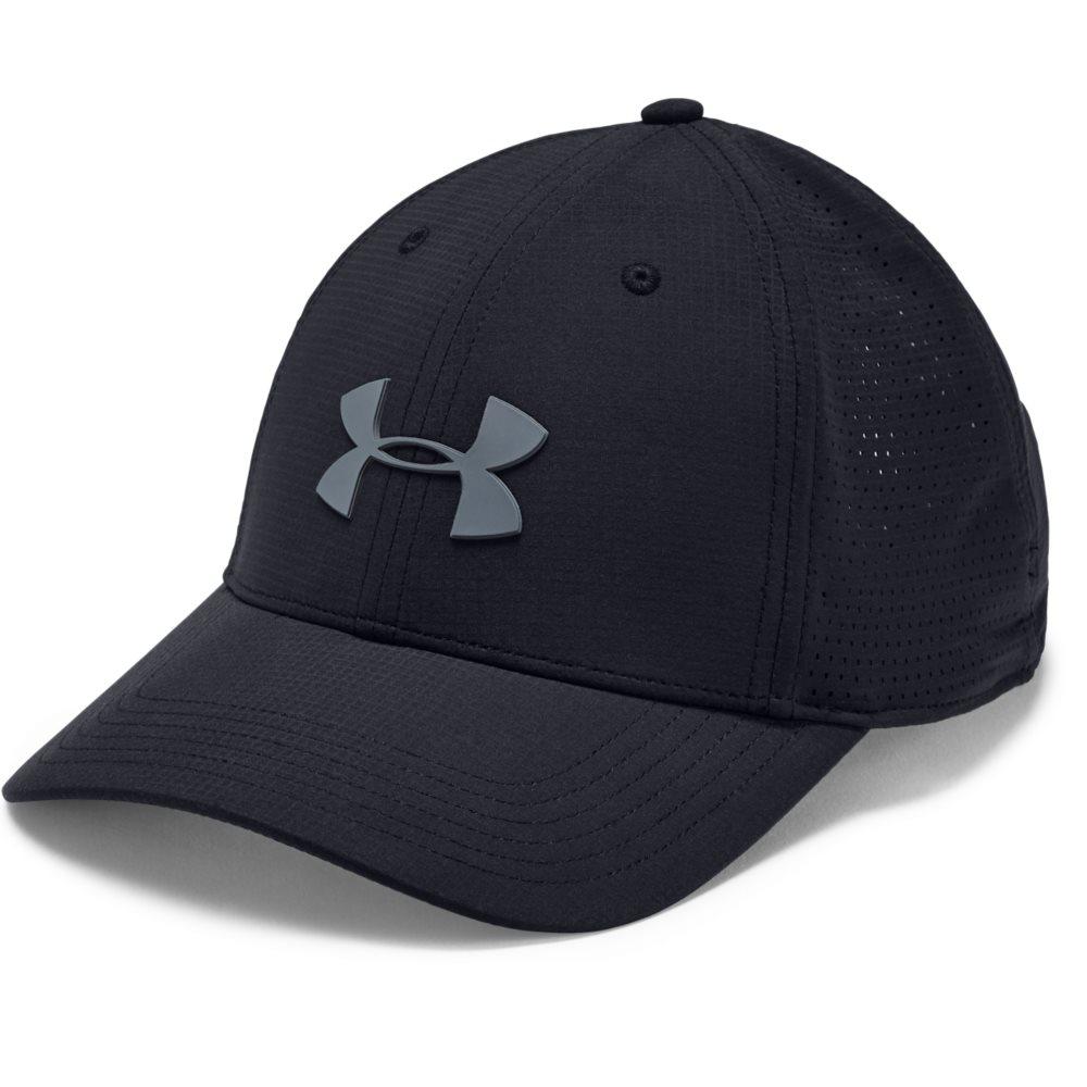 Under Armour heren golfcap Driver 3.0 zwart