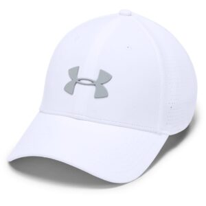 Under Armour heren golfcap Driver 3.0 wit