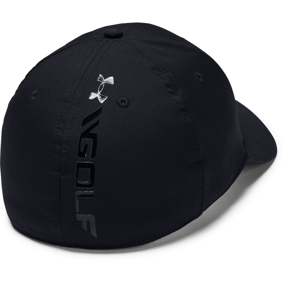 Under Armour heren golfcap Headline 3.0 zwart