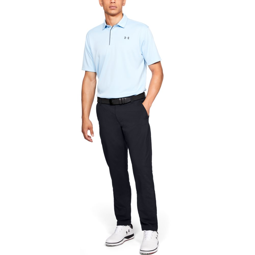 Under Armour heren golfpantalon Performance Slim Taper zwart