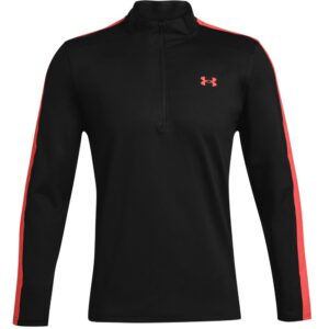 Under Armour heren golfsweater Storm Midlayer 1/2 rits zwart