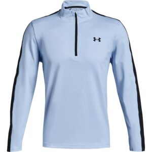 Under Armour heren golfsweater Storm Midlayer 1/2 rits blauw
