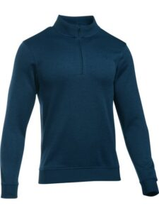 Under Armour heren golfsweater Storm donkerblauw