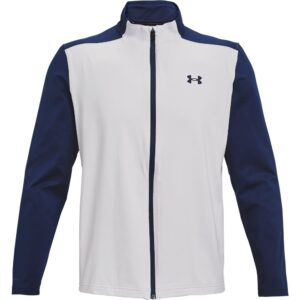 Under Armour heren golfvest Storm Midlayer grijs-blauw