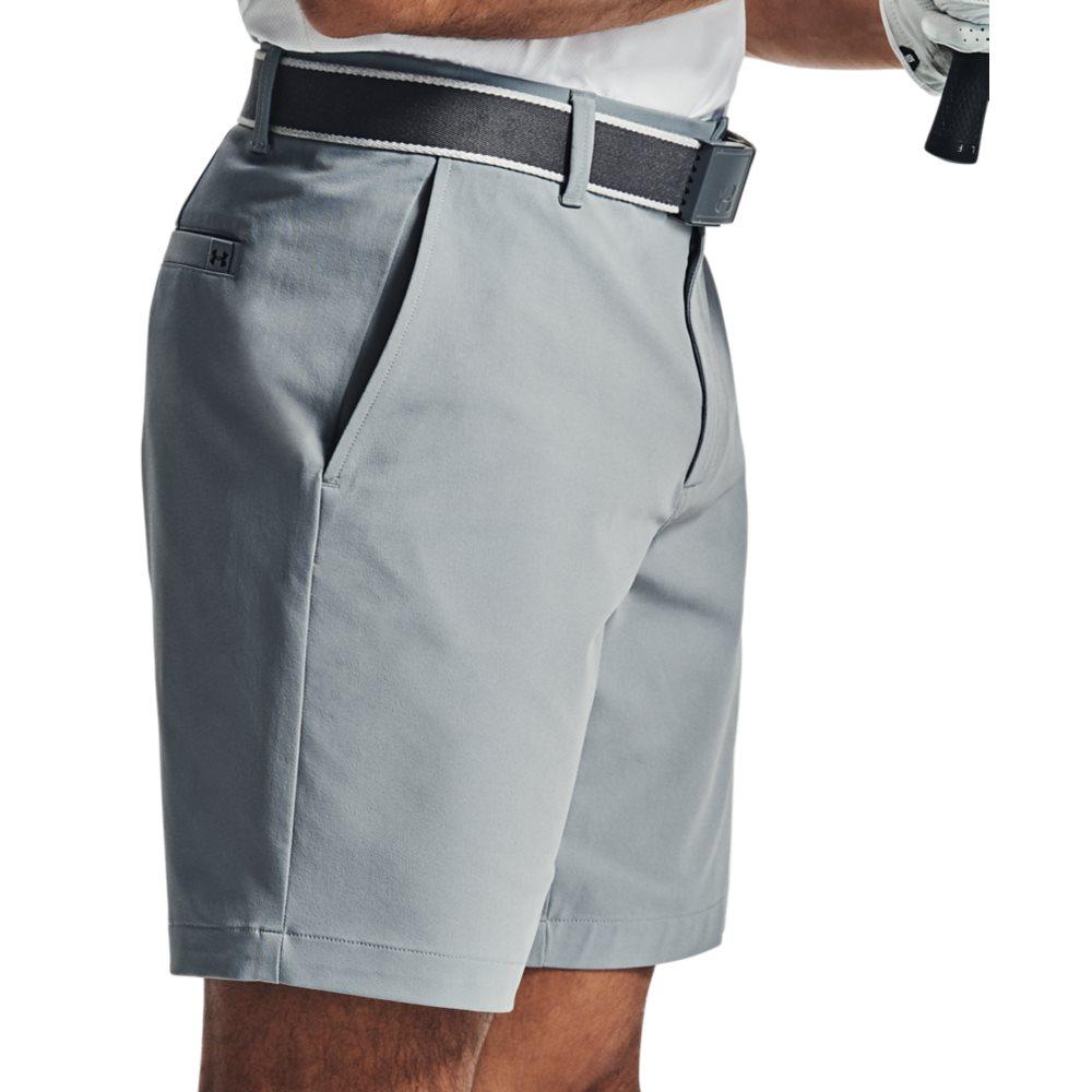 Under Armour heren golfbermuda Iso-Chill grijs