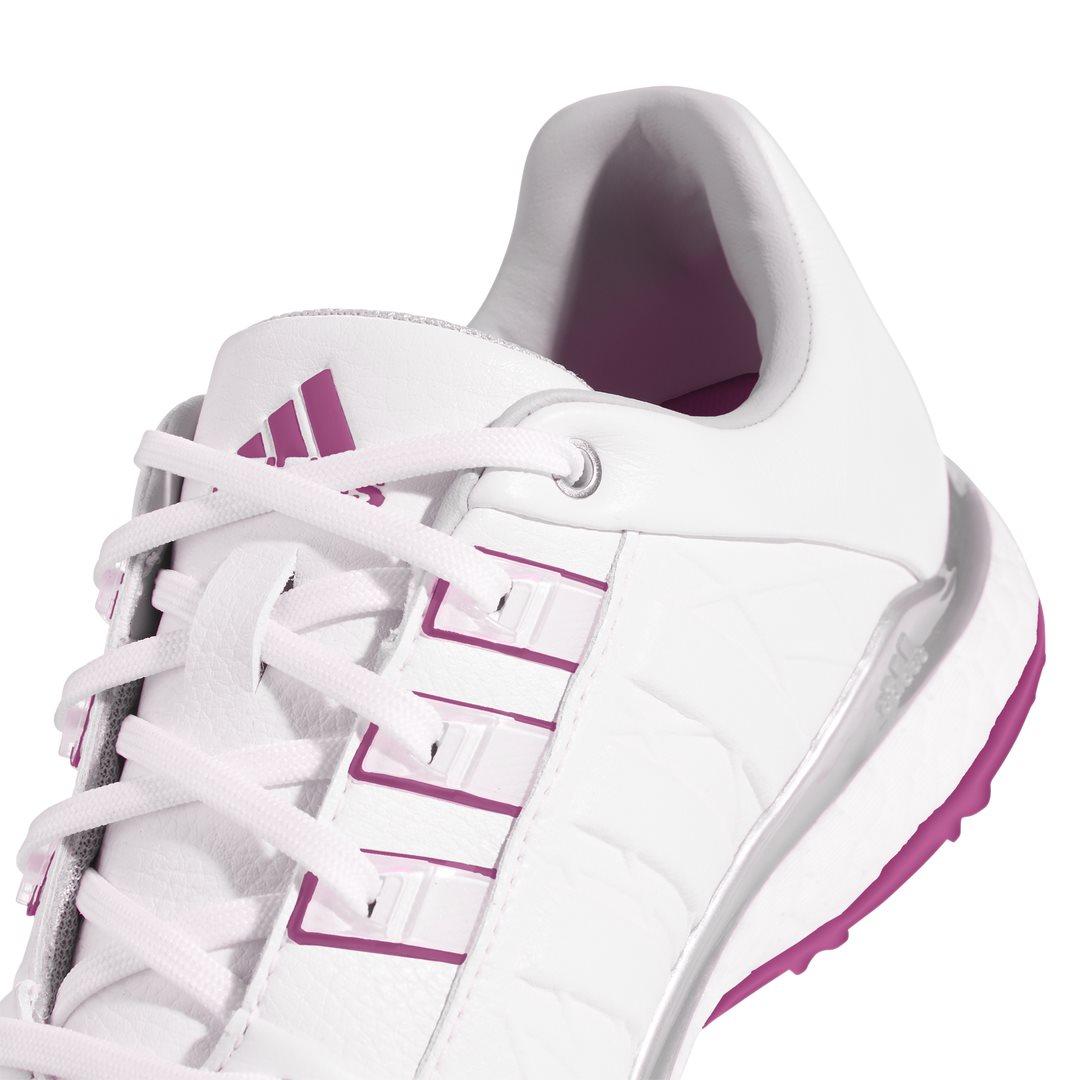 Adidas dames golfschoenen Tour360 XT-SL wit-roze