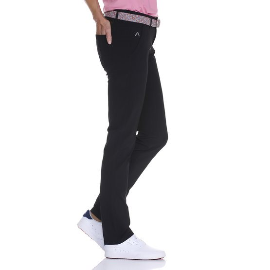 Alberto dames golfpantalon Alva 3xDry Cooler zwart