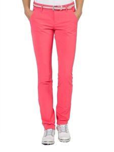 Alberto dames golfpantalon Alva 3xDry Cooler rosa