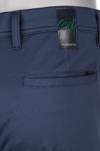 Alberto heren golfpantalon Rookie Revolutional Jaquard navy