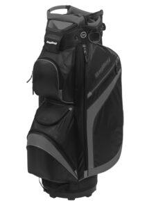 BagBoy golftas DG-Lite II TL Cart Bag zwart-grijs