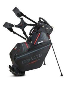 Big Max golftas DRI LITE Hybrid Tour Stand Bag zwart