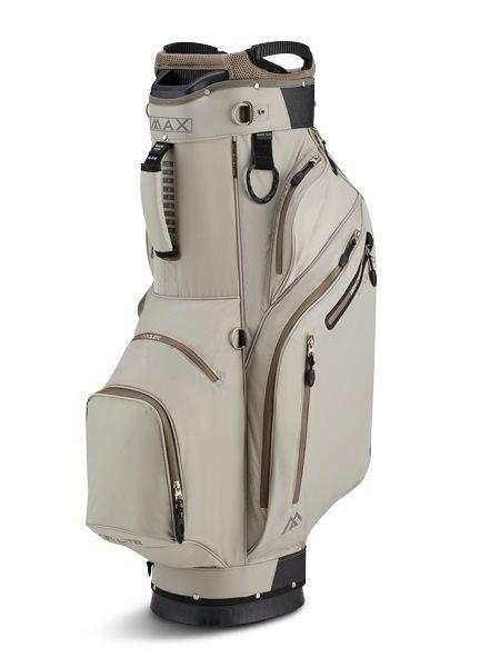 Big Max golftas DRI LITE Style 360 Cart Bag zand-bruin