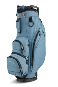 Big Max golftas Terra Style Cart Bag blauw