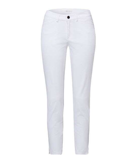 Brax dames pantalon Fay S high water (7/8) wit