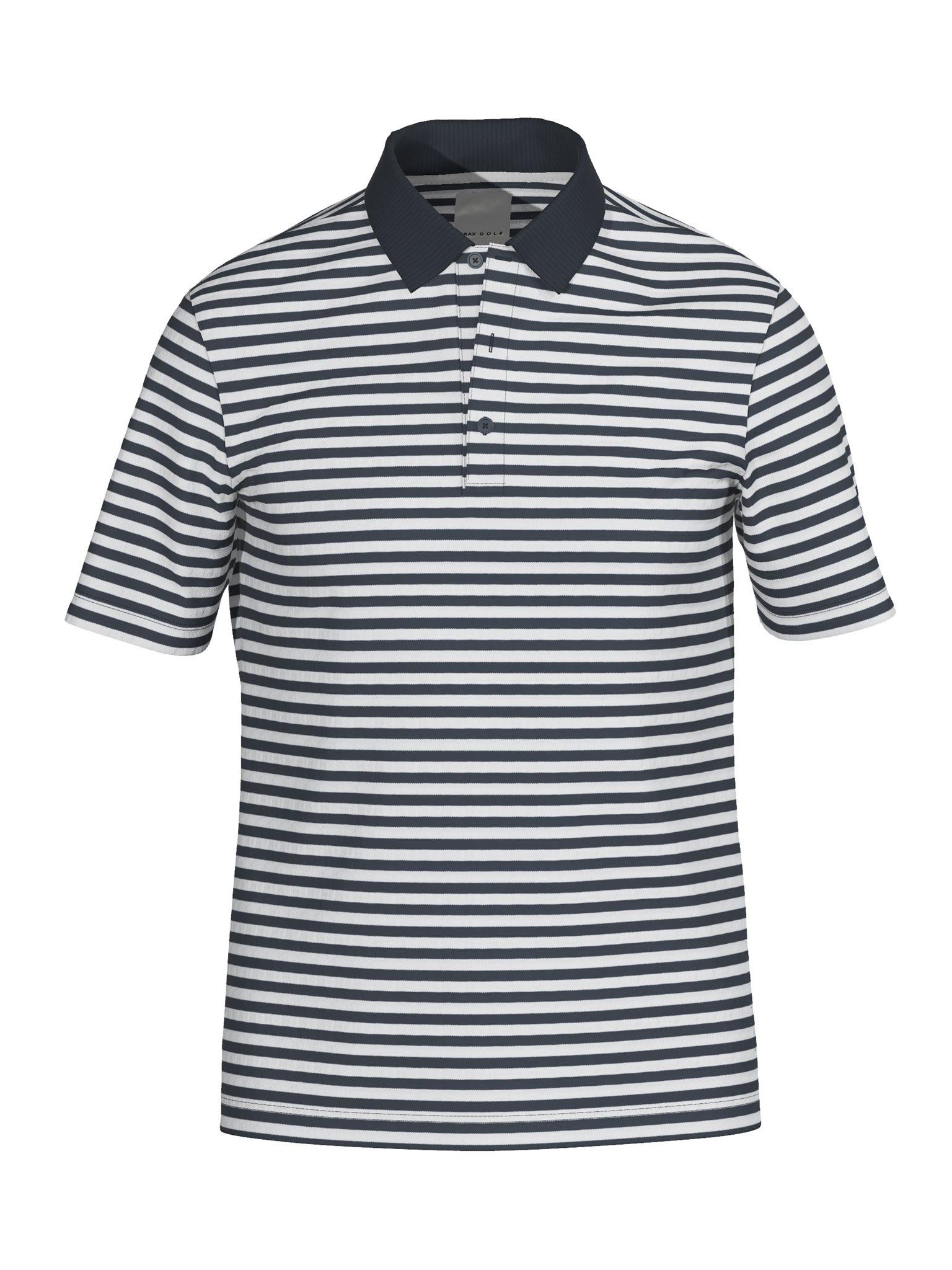 Brax heren golfpolo Pharell navy