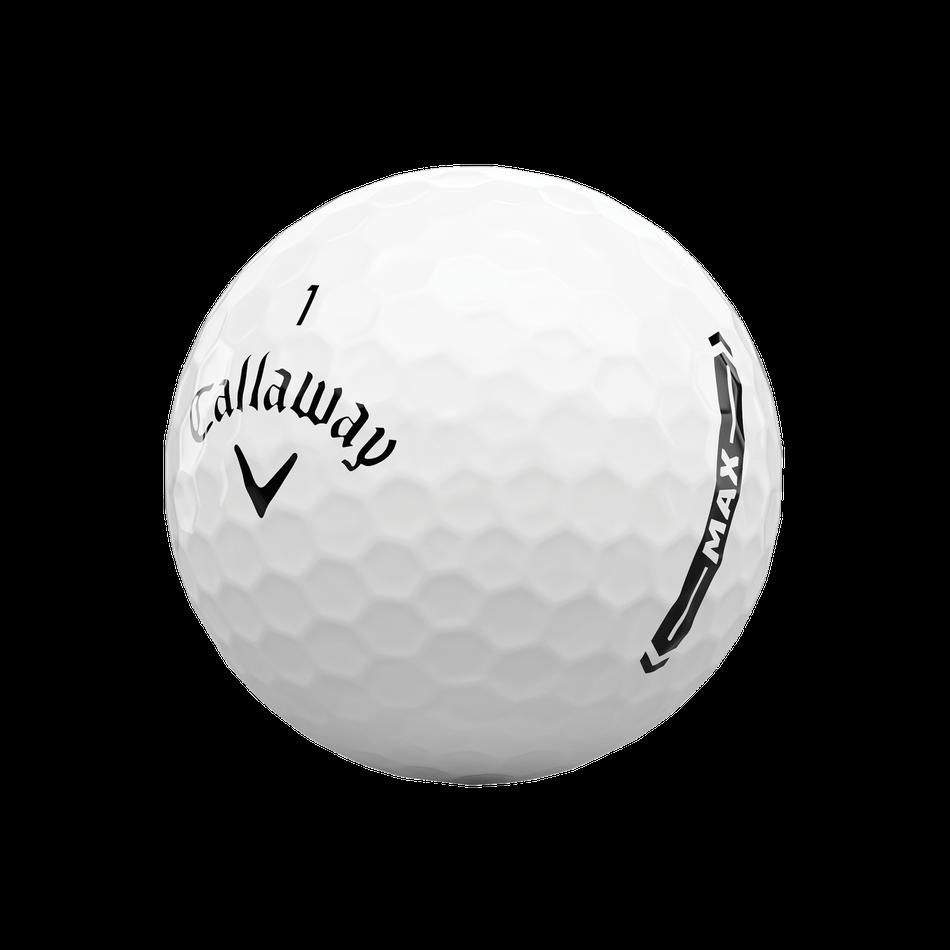 Callaway golfballen Supersoft Max wit