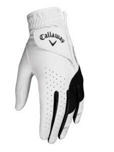 Callaway junior golfhandschoen XJ wit-zwart