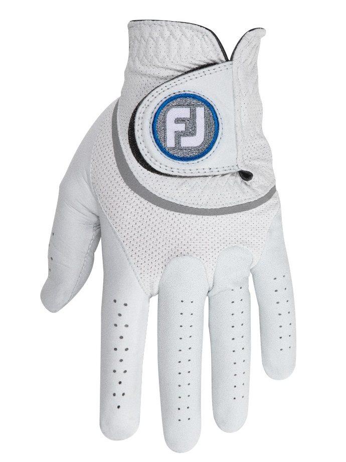 FootJoy heren golfhandschoen HyperFLX wit