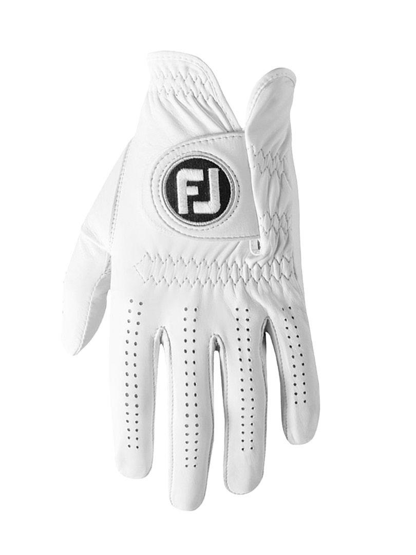 FootJoy heren golfhandschoen Pure Touch leer wit