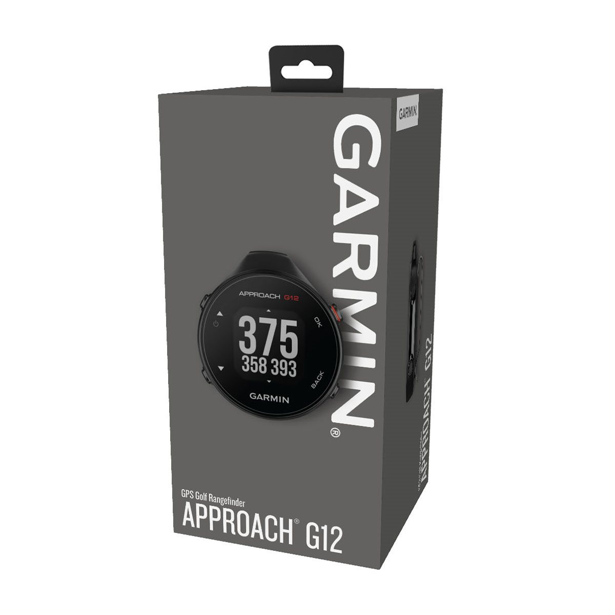 Garmin golfhandheld Approach G12 zwart
