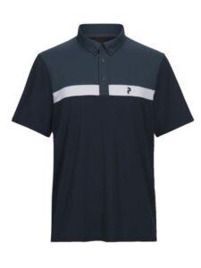 Peak Performance heren golfpolo Panmore donkerblauw