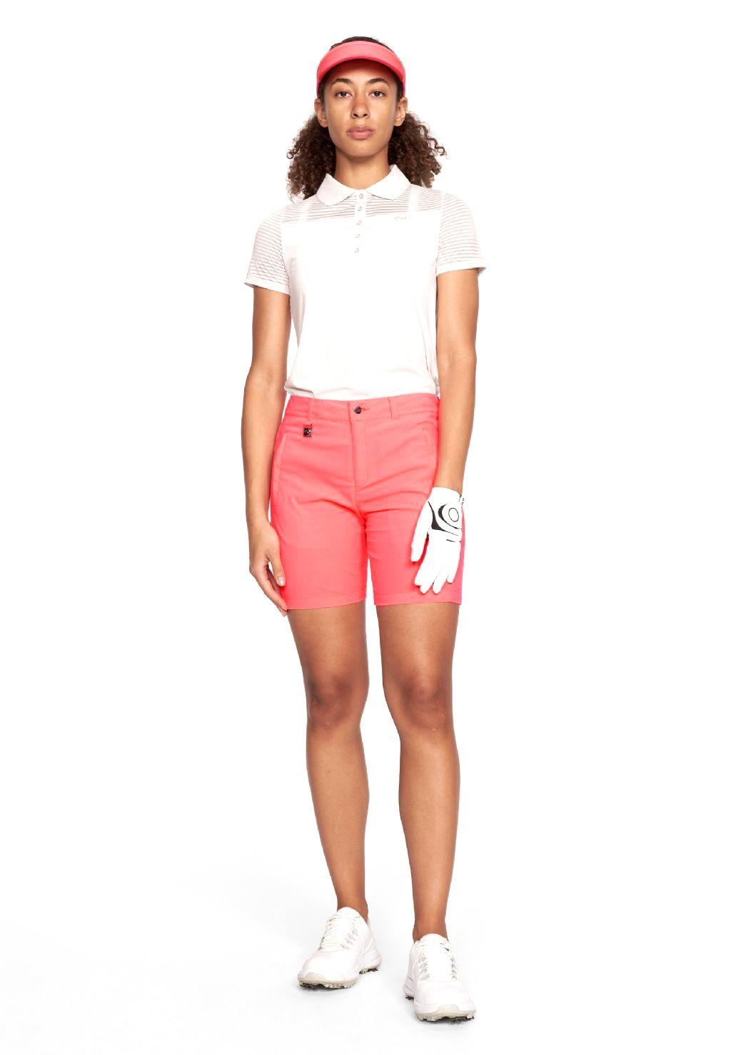 Röhnisch dames golfshorts Active neon pink