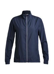 Röhnisch dames golfjack Light Wind navy