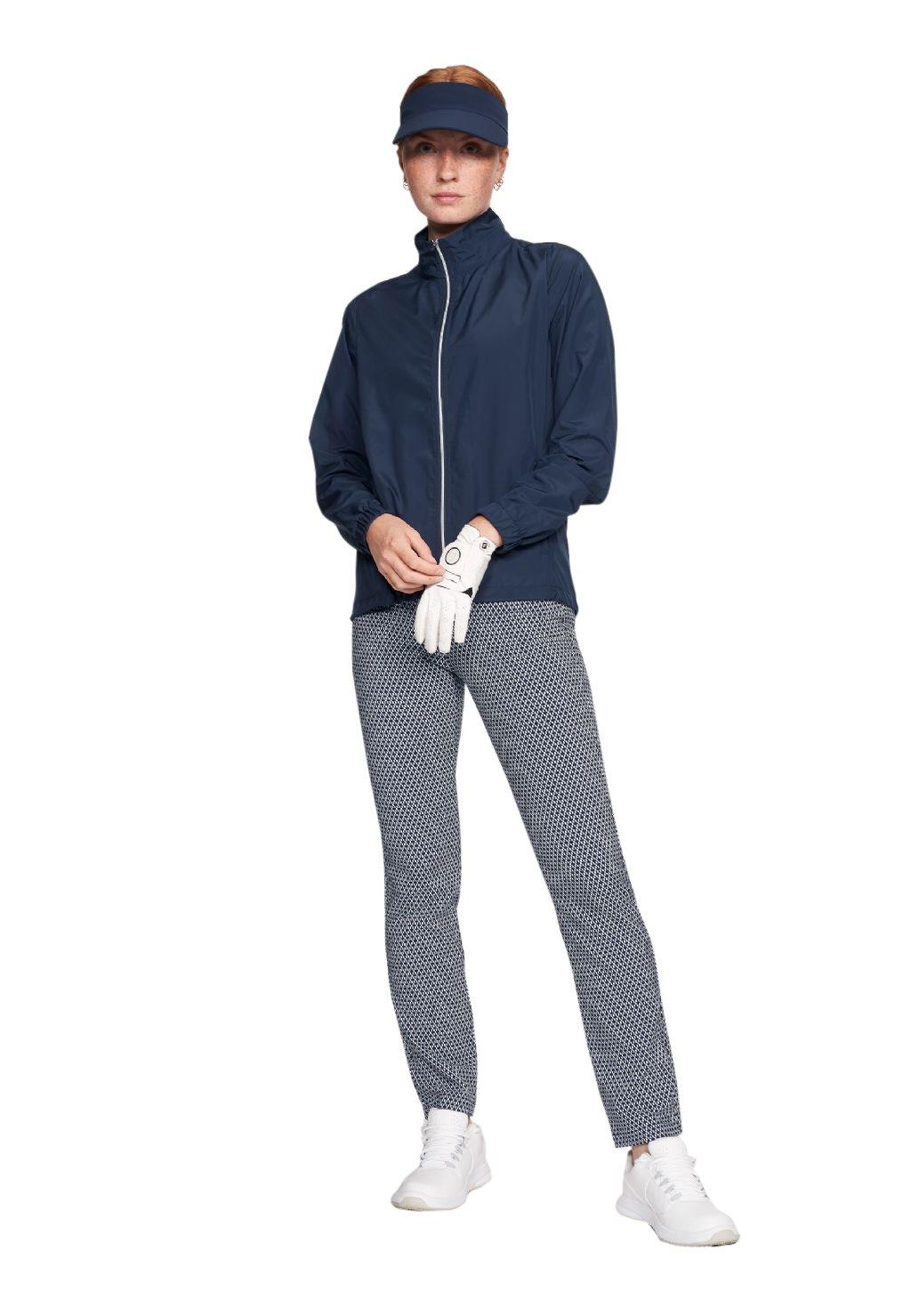 Röhnisch dames golfjack Light Wind navy