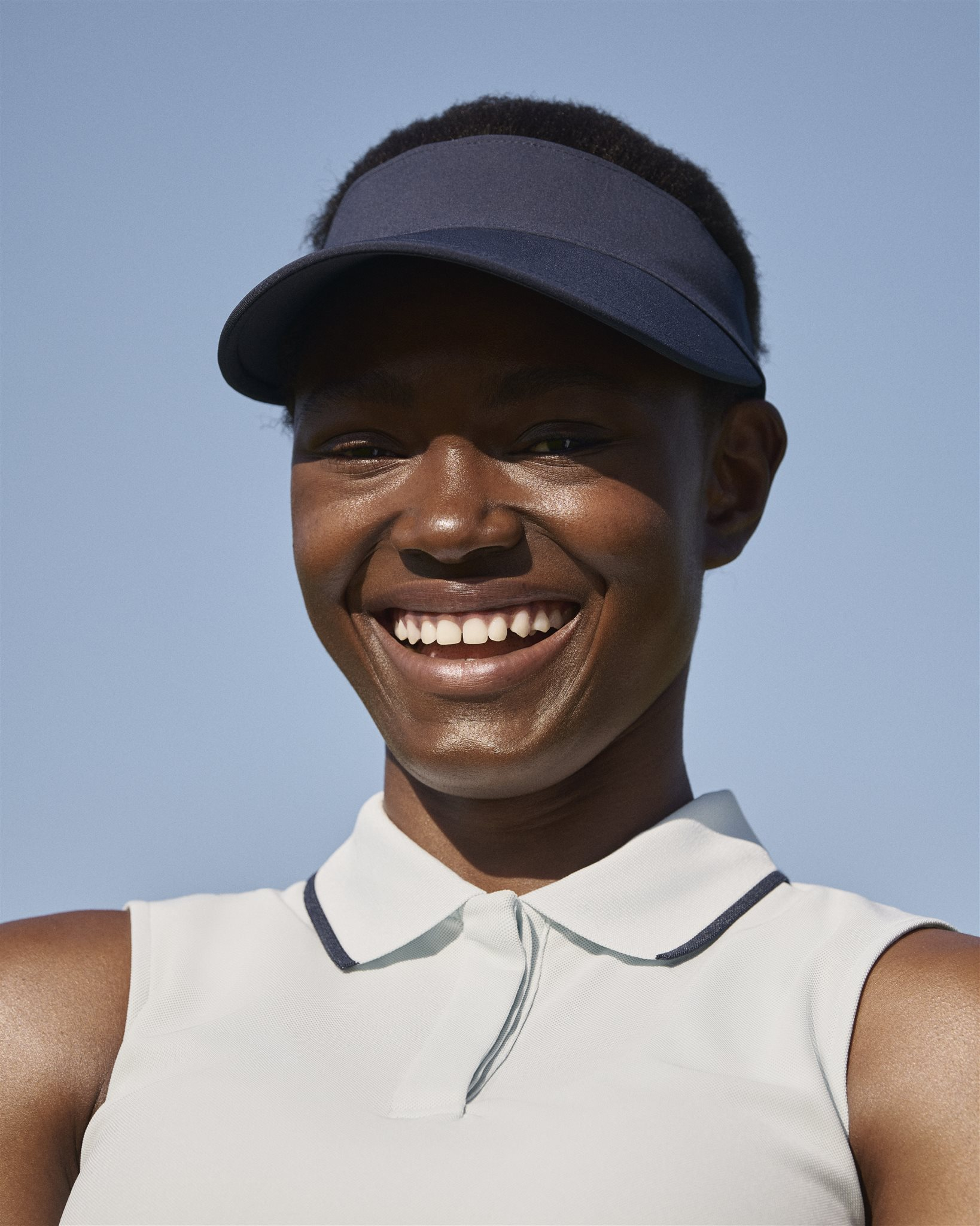Röhnisch dames golfvisor Sun navy