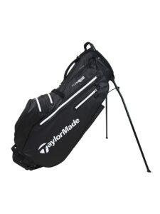 TaylorMade golftas Flextech Waterproof Stand Bag zwart