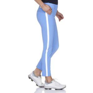 Alberto dames golfpantalon Lucy 7/8 3xDry blauw