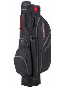 Bennington golftas QO9 WR Cart Bag zwart