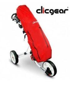 Clicgear Golf Bag Rain Cover rood