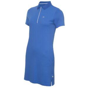Calvin Klein dames golfjurkje Eden Yale blue