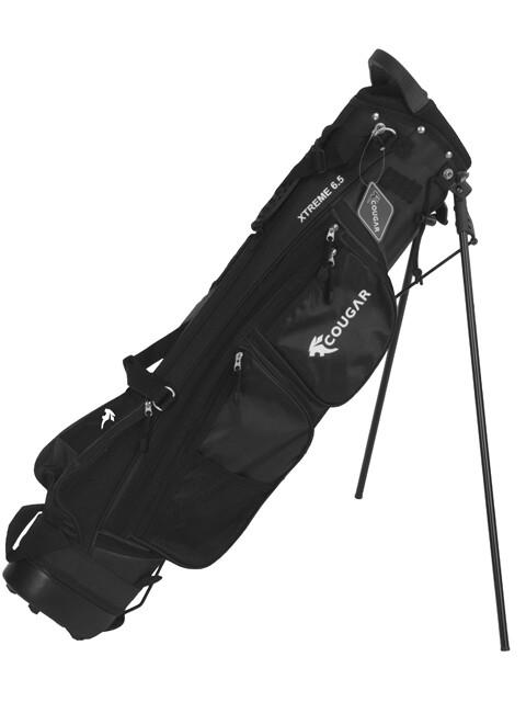 Cougar golftas Extreme 6.5 Stand Bag zwart