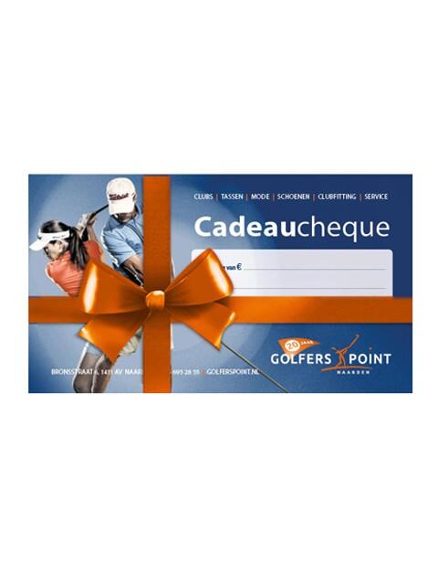 Golfers Point cadeaubon € 100,-