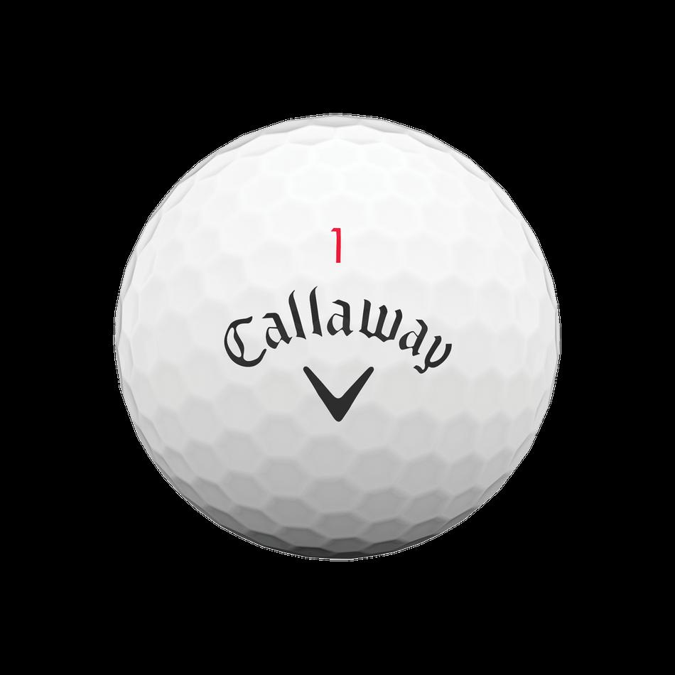Callaway golfballen Chrome Soft X LS