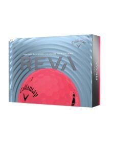 Callaway golfballen REVA pink