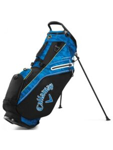 Callaway golftas Fairway 14 Stand Bag blauw camo