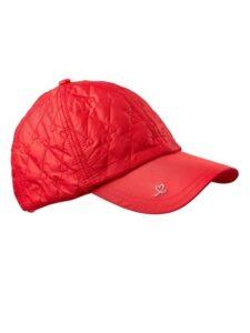Daily Sports dames golfcap Jolie rood