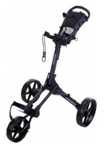 Fastfold golftrolley Square donkergrijs-zwart