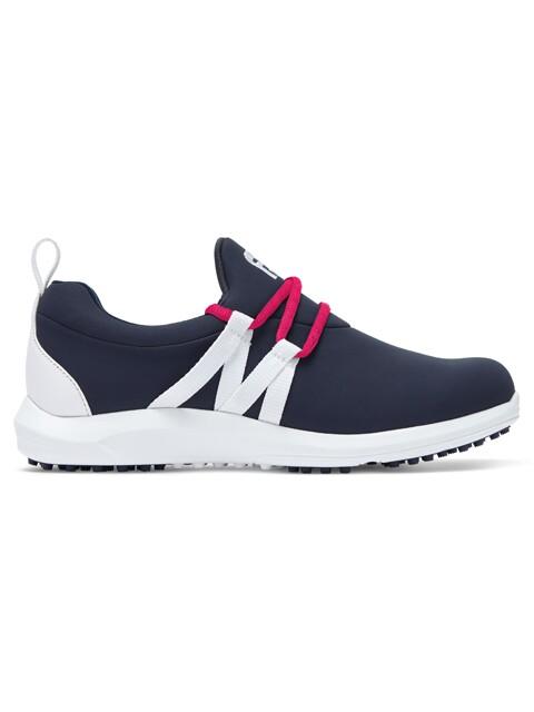 FootJoy dames golfschoenen Leisure Slip-on navy-wit
