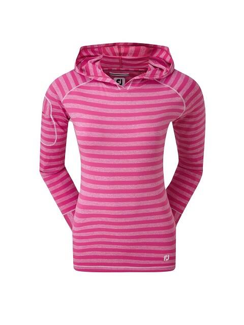 FootJoy dames golfsweater Hoodie roze