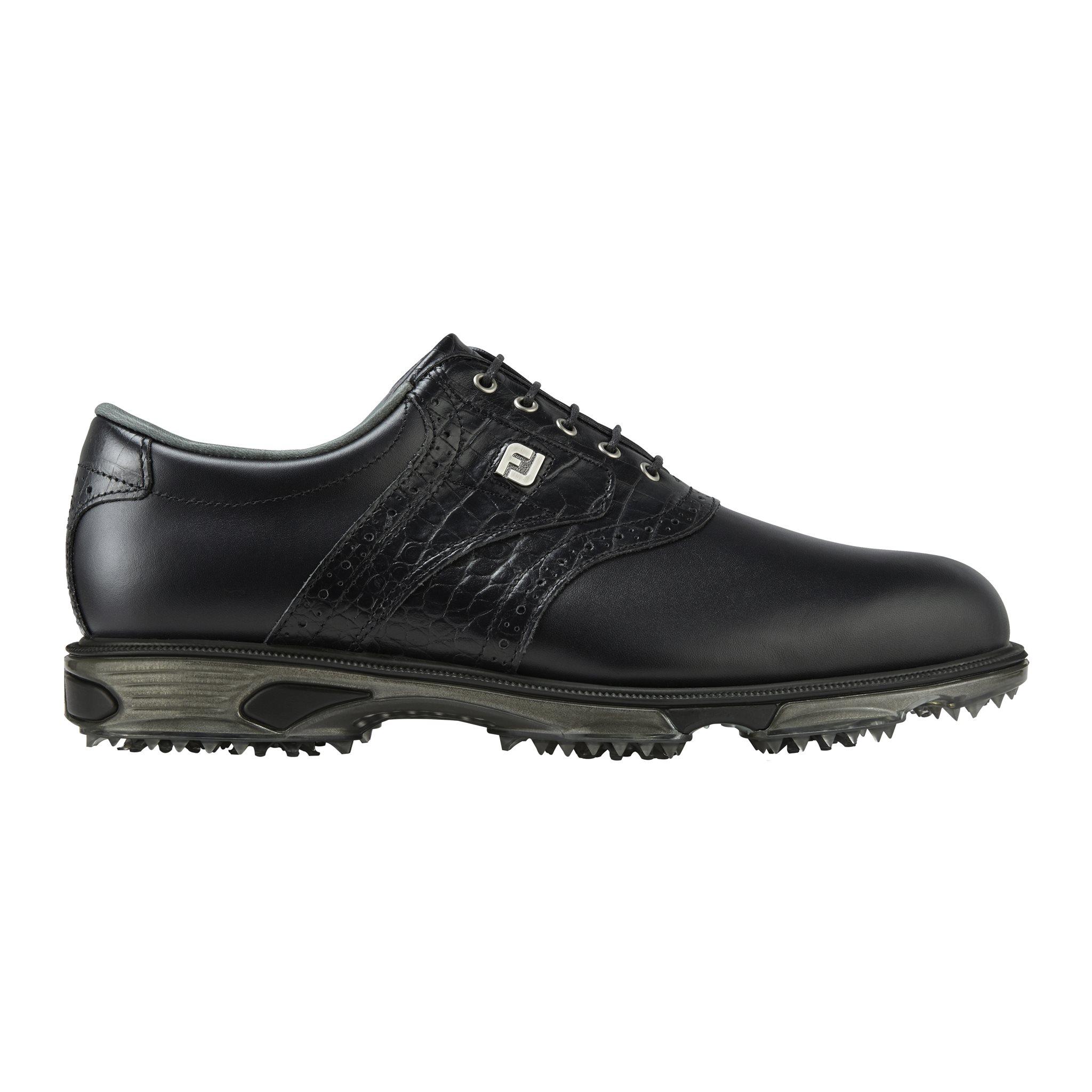 FootJoy heren golfschoenen DryJoys Tour SMAL zwart