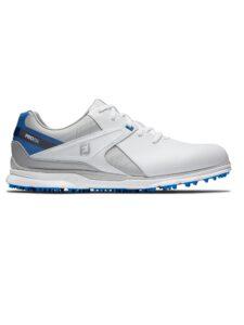 FootJoy heren golfschoenen Pro/SL wit-grijs-blauw