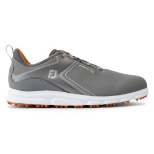 FootJoy heren golfschoenen SuperLites XP grijs-oranje