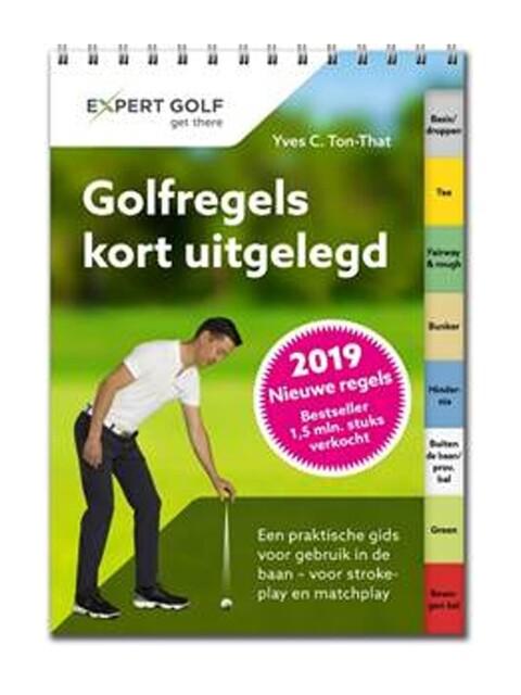Golfboeken golfregels kort uitgelegd