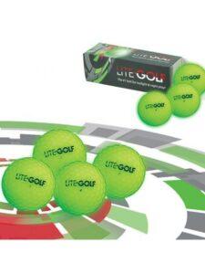 Lite-Golf golfballen sleeve neon lichtgevend