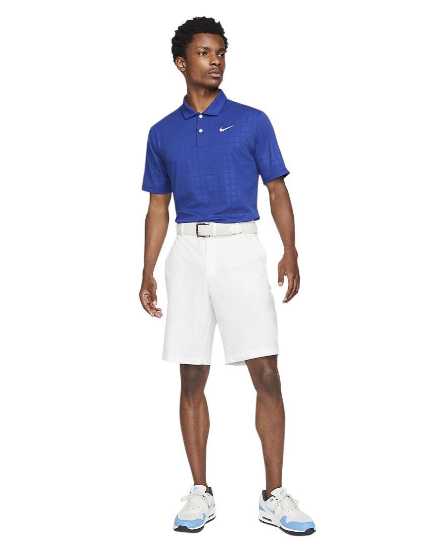 Nike heren golfbermuda Dri-FIT Hybrid wit