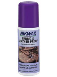 Nikwax fabric & leatherproof voor golfschoenen